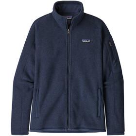 Patagonia Better Sweater Jacket Women Neo Navy